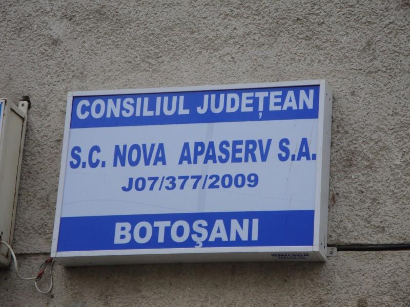 Nova Apaserv trimite recuperatorii la usa botosanenilor!