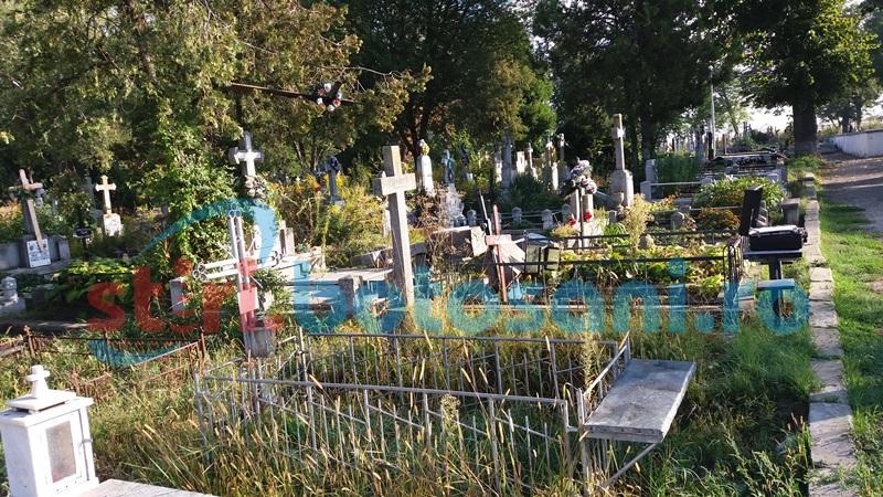 Nu mai sunt locuri de înhumare noi în Cimitirul Eternitatea!