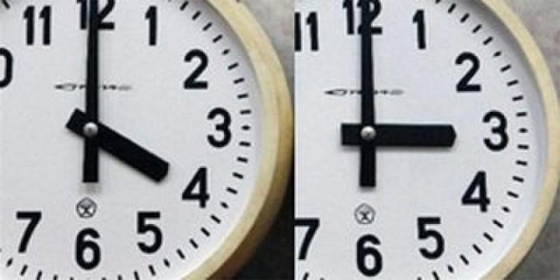 Nu uitați să dați ceasurile înapoi!