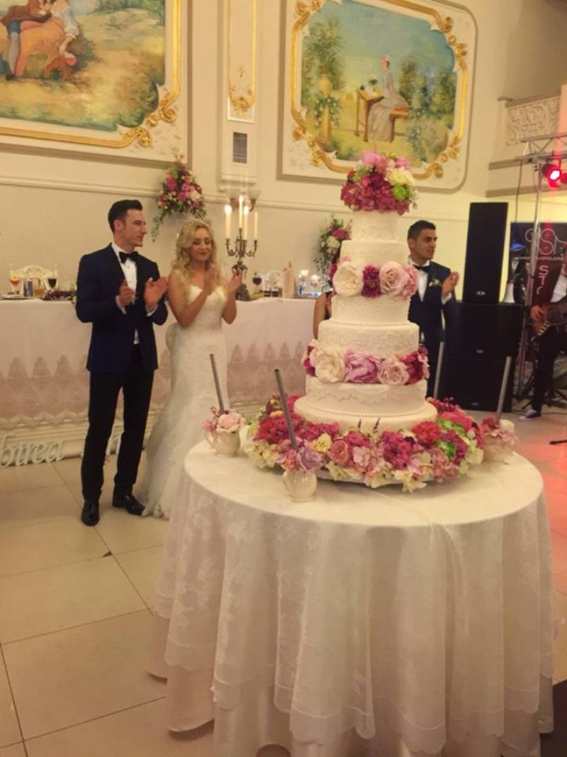 Nuntă in Liga 1! Răzvan Tincu a fost cununat de Vașvari și Curileac! FOTO
