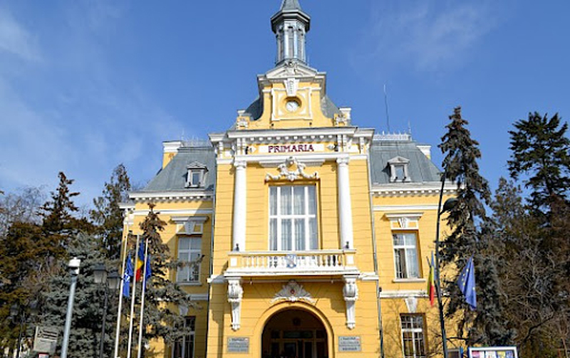 O angajată a Primăriei Botoșani a fost depistată pozitiv la Covid19