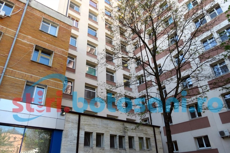 O angajata a Spitalului Judetean Botosani a murit la serviciu!