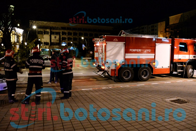 O bătrână a ajuns la spital după ce a uitat o oală pe foc!