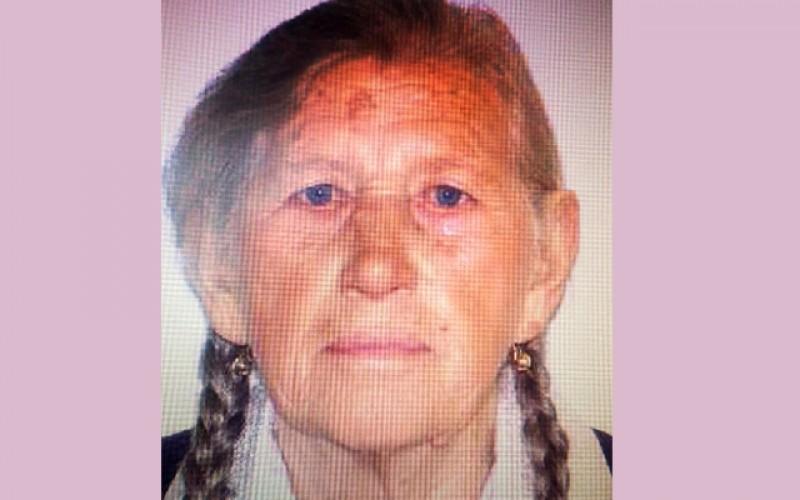 O bătrână care a plecat la bazarul de la Suceava a dispărut când se întorcea spre casă