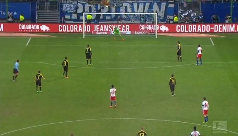 O bijuterie de gol! Torpila de la 41 de metri l-a lasat masca pe antrenorul Borussiei - VEZI VIDEO