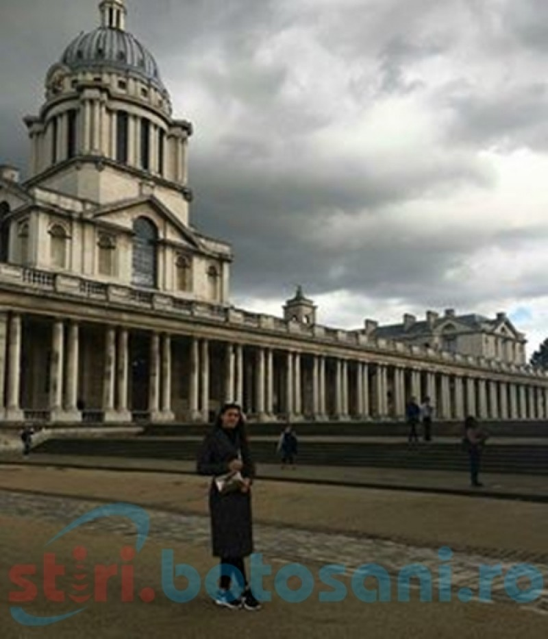 O botoșăneancă a fost admisă la cinci universități din Londra