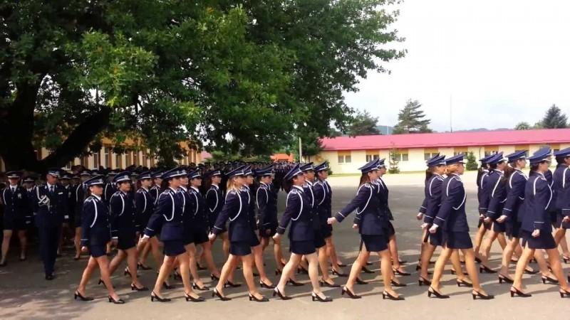 O botoșăneancă a intrat cu 10 la Școala de Poliție de la Câmpina. Pentru prima dată în istoria școlii, un candidat obține punctaj maxim!