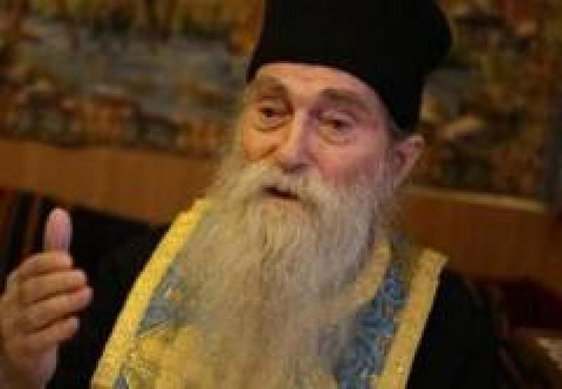 """O CLIPA cu Parintele Arsenie Papacioc: """"Preot m-au facut la o manastire de maici, langa Botosani, la Agafton"""""""