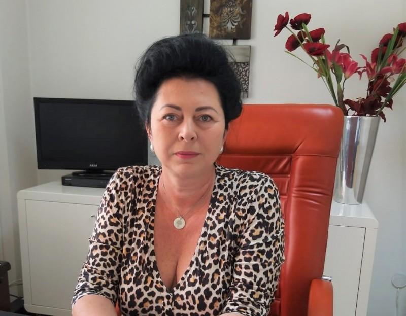 O cunoscută femeie de afaceri a pus bazele unei filiale politice la Botoșani