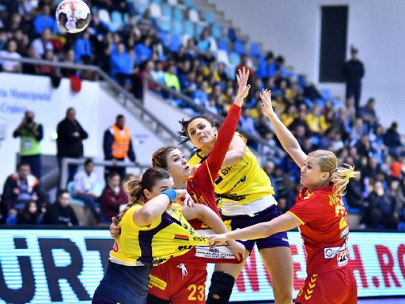 O dărăbăneancă reprezintă România la Campionatul Mondial de handbal