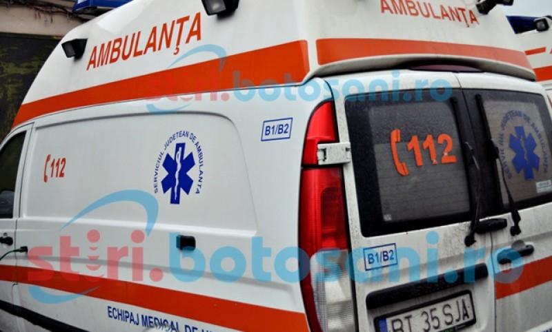 O femeie a fost accidentată după ce a traversat neregulamentar pe o arteră din municipiu