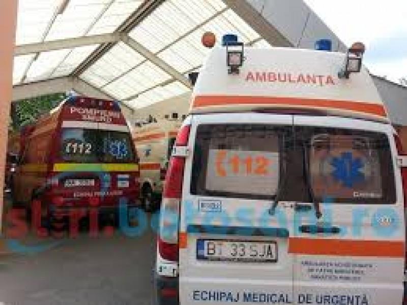 O femeie a născut un prunc mort, chiar în Ambulanța care o ducea către Maternitate!