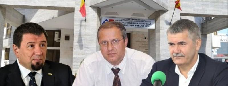O firmă din Botoșani s-a înscris la licitația organizată de Fiscul regional pentru achiziționarea a peste 2.600 de calculatoare!