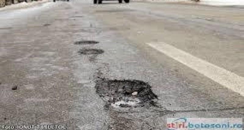 O importantă stradă din Botoșani ar putea fi complet refăcută anul viitor