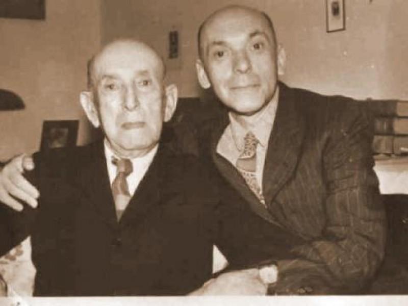 O lectie de viata cu Oscar şi Nicolae Steinhardt. Tată şi fiu.