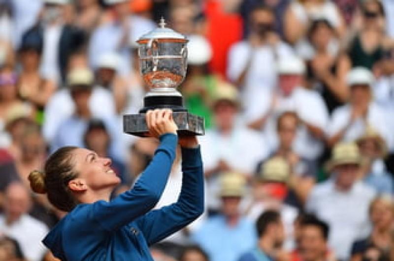 O legenda a tenisului face o declaratie superba despre Simona Halep: N-ai cum sa nu plangi pentru aceasta fata minunata!