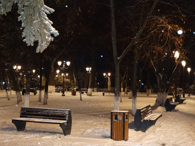 O masa rece de aer polar a intrat in Romania si aduce un prim episod de iarna autentica