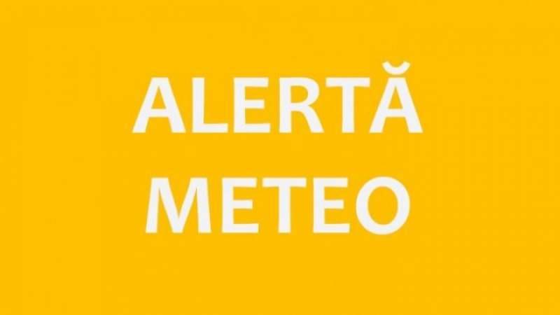 O nouă alertă pentru județul Botoșani: COD PORTOCALIU până la ora 16.30. Vezi localitățile vizate!