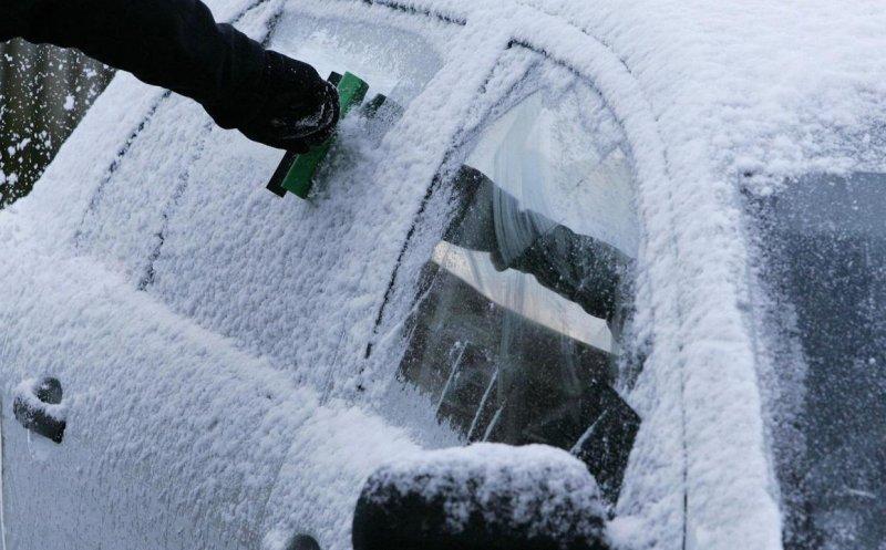 O nouă avertizare de la meteorologi: Vreme foarte rece, lapoviță și ninsoare în toată țara!