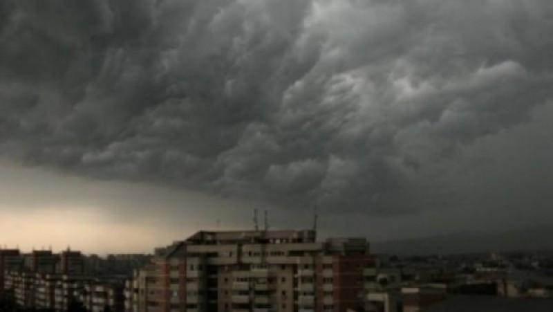 O nouă avertizare de tip COD GALBEN pentru județul Botoșani, valabilă până la ora 12.00!