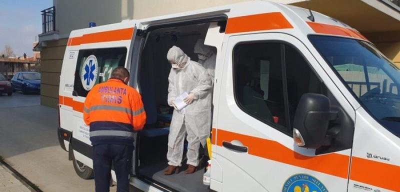 O nouă creștere a numărului de infectați cu COVID în Botoșani
