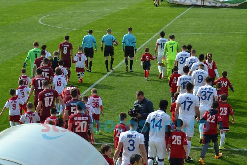 O noua deplasare pentru FC Botosani! Meciul va avea loc duminica la amiaza!