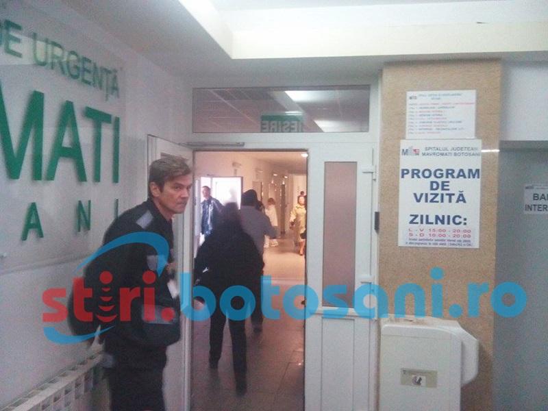 O nouă firmă de pază la Spitalul Mavromati