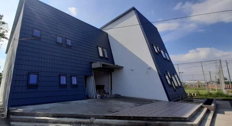 O nouă grădiniță cu arhitectură suedeză va fi finalizată în comuna Mihai Eminescu, la Cătămărăști Deal