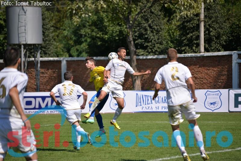 O noua infrangere pentru FCM Dorohoi! Fiul patronului a debutat in Liga a II-a!