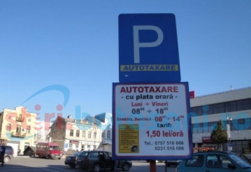 O nouă parcare cu plată ar putea fi amenajată în municipiul Botoşani