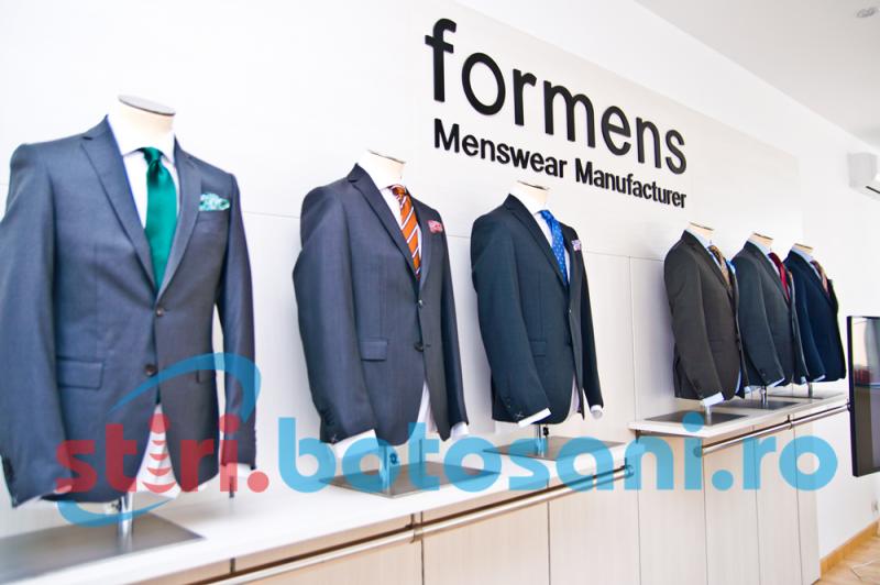 O nouă provocare pentru Formens! Magazine deschise sub propriul brand, Louis Purple! FOTO