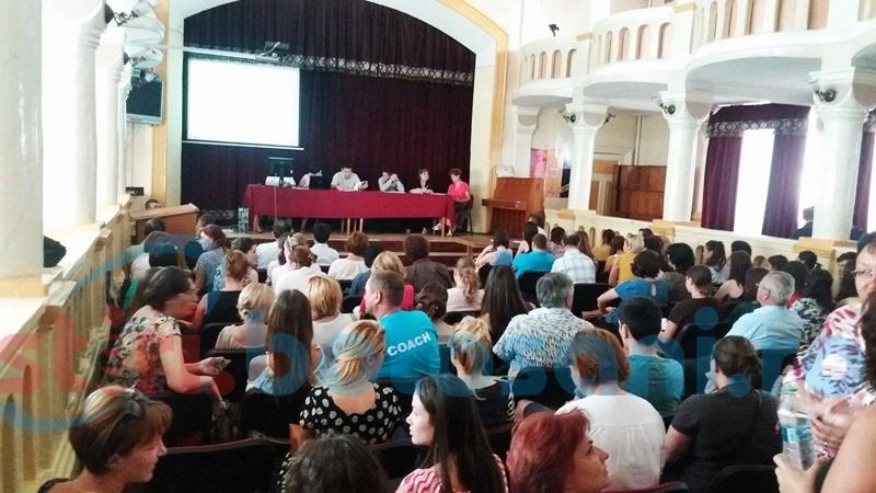 O nouă şedinţă publică organizată de Inspectoratul Şcolar pentru posturile vacante