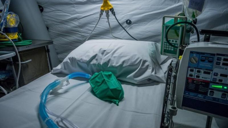 O nouă zi cu peste 1.000 de cazuri de COVID. Crește numărul deceselor din cauza coronavirusului