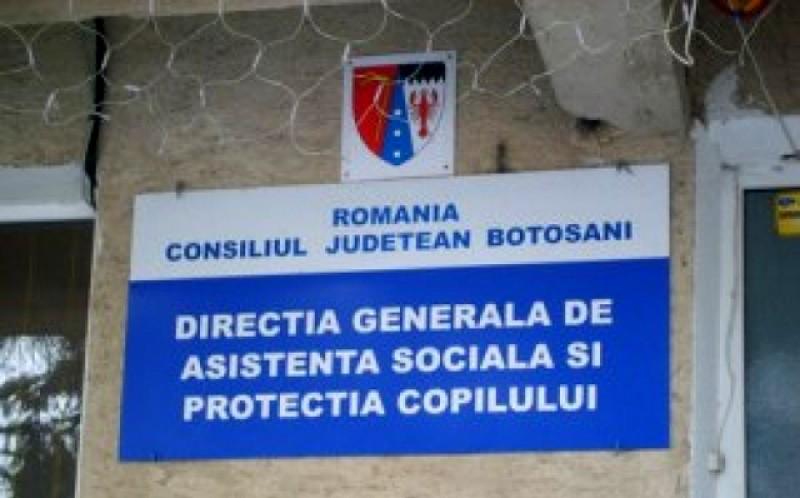 O parte din salariații DGASPC Botoșani au intrat de astăzi în izolare la locul de muncă