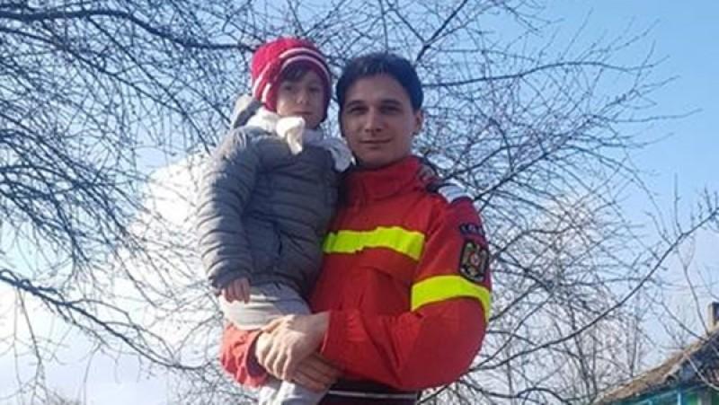 O poveste cu viaţă, despre viaţă: reîntâlnirea dintre un paramedic şi cel mai mic pacient al său