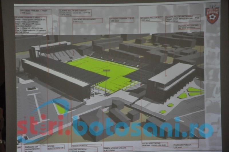 O primă licitație pentru modernizarea Stadionului Municipal