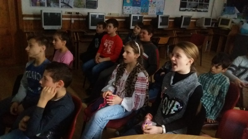 """O săptămână """"altfel"""" la Școala Gimnazială """"Grigore Antipa"""" Botoșani! FOTO"""