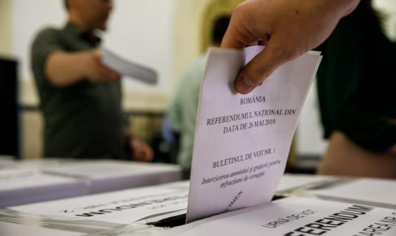 O secție de votare din municipiul Botoșani își schimbă adresa