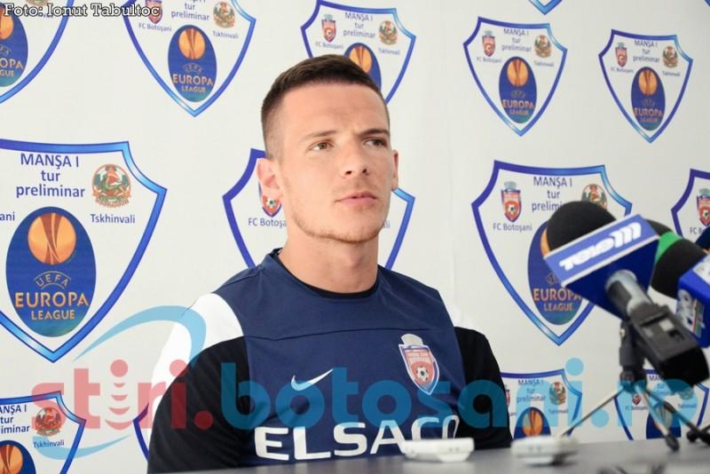 """O singura zi pana la meciul cu georgienii! Andrei Cordos: """"Daca vom juca asa cum am jucat acasa, sigur ne calificam"""""""