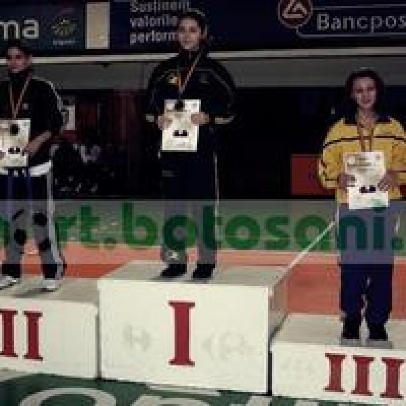 O sportiva de la Real Taekwondo Team Botoşani, selectata in lotul national pentru europenele din Cipru