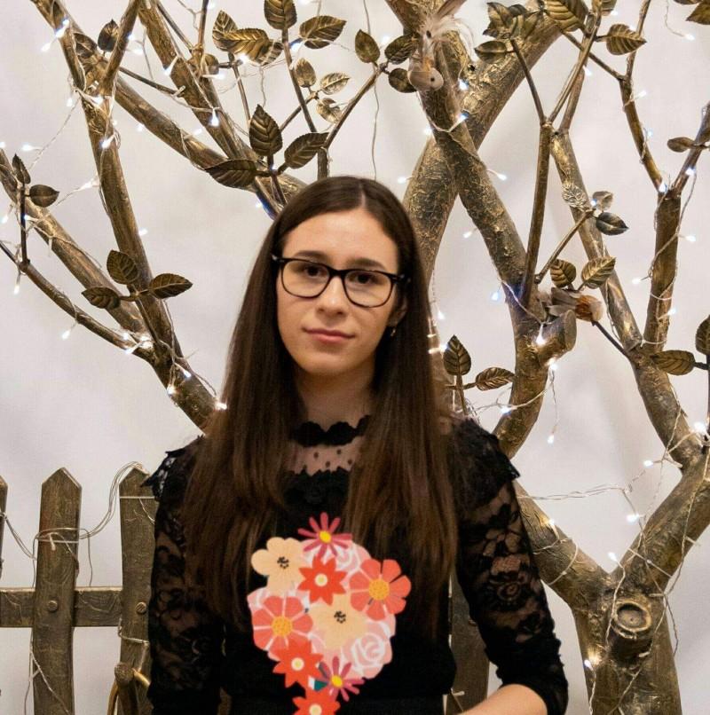 O tânără cu idealuri, surpriza ediției din acest an a evenimentului dedicat economiștilor din Botoșani