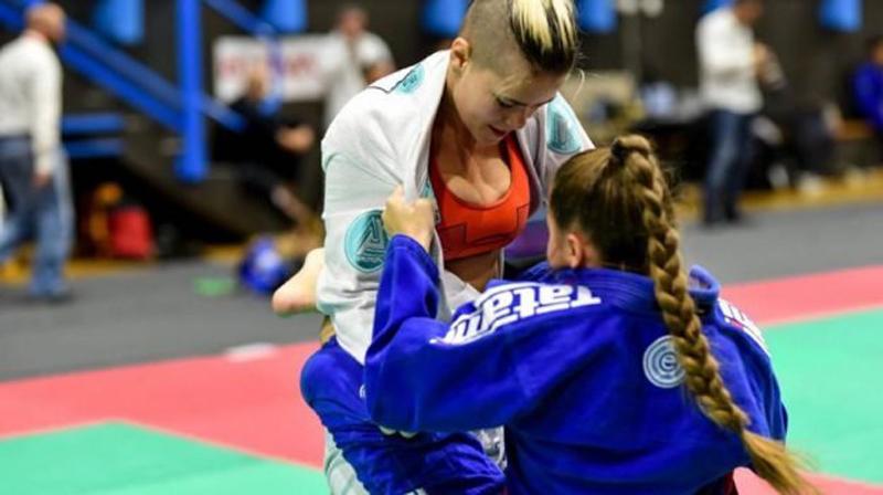 O tânără din Botoșani a învins cancerul și a devenit vicecampioană europeană la ju-jitsu brazilian!
