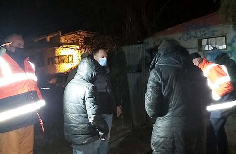 Oamenii străzii de la Botoșani au refuzat să se cazeze pe timpul gerului în adăposturile oferite de administrația locală