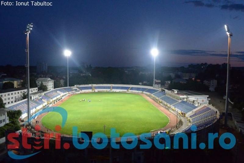 """Oaspeti de LUX la meciul FC Botosani - Dinamo Bucuresti! """"Greii"""" din fotbal vin la Botosani!"""