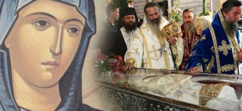 Obiceiuri de Sfanta Parascheva