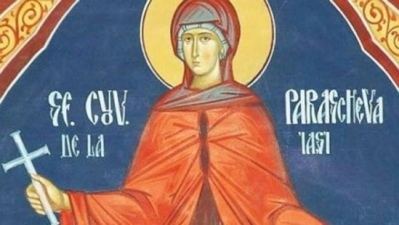 Obiceiuri și tradiții de SFÂNTA PARASCHEVA, Ce înseamnă numele Cuvioasei!