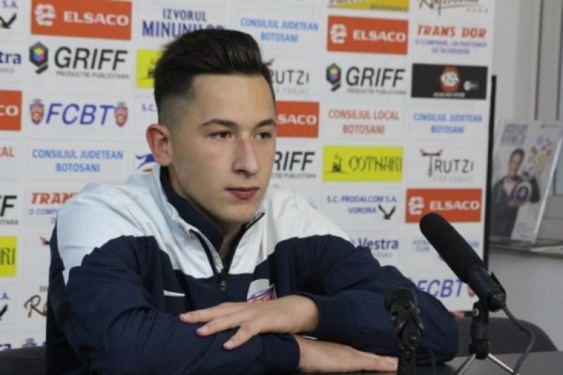Oferta de ultim moment pentru Morutan! Steaua si CFR Cluj au concurenta serioasa: fosta echipa a lui Lucescu il vrea pe pustiul roman