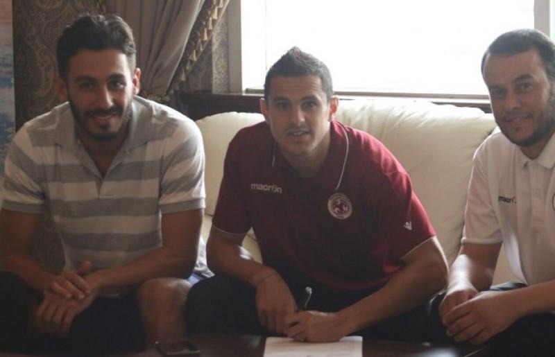 OFICIAL! Cabrera a semnat cu arabii de la Al-Faisaly! Salariu urias pentru argentinian! FOTO