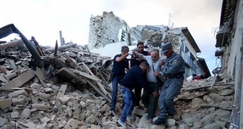 Oficial: Măsuri de sprijin pentru românii răniți și afectați de cutremurul devastator din Italia