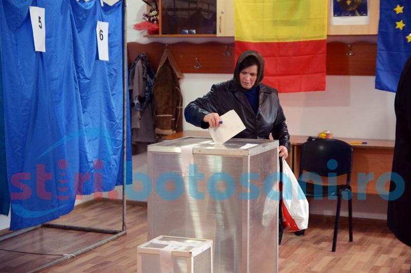 OFICIAL! Rezultate finale alegeri prezidențiale, la Botoșani!